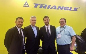 Triangle Tyre coming to Europe